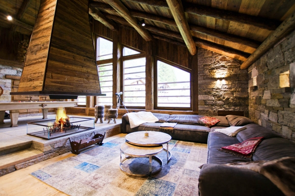 EXCLUSIVE WALSER CHALETS